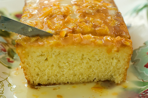 Orange (Yogurt) Marmalade Cake | God does reassemble shattered pieces