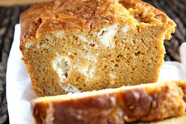 Pumpkin Cream Cheese Swirl (Yay, Fall!)