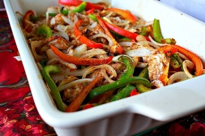 Fajita-side