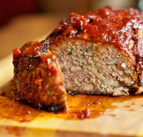 Easy! Quick! Gluten Free Meatloaf | God does reassemble shattered ...